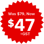 ABN Registration now only $47 + GST